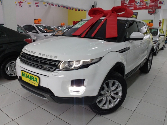 Land Rover Evoque 2014 2.0 Si4 Pure Tech Pack 5p