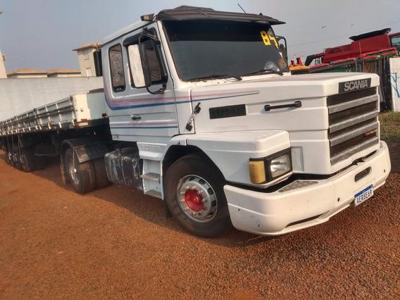 Scania 112 4x2 1985