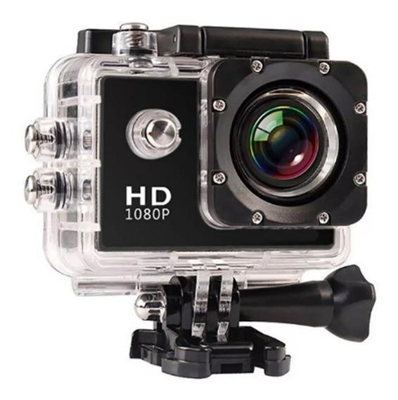 Câmera Filmadora Esportiva Imagem Hd Esportes - Prova D