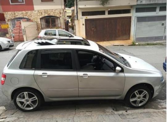 Fiat Stilo 2007 1.8 8v Sporting Flex 5p