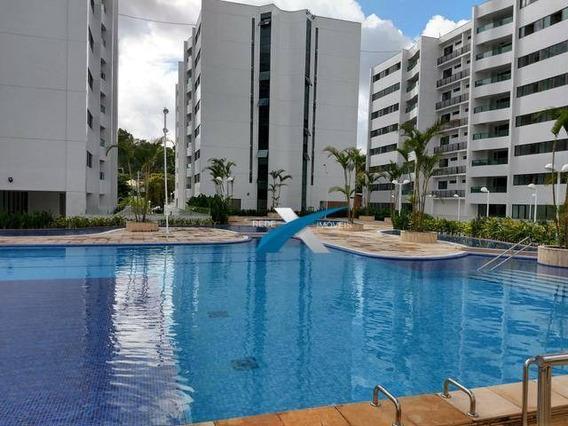 Apartamento Para Locação Reserva De Apipucos - Recife/pe - Ap5237