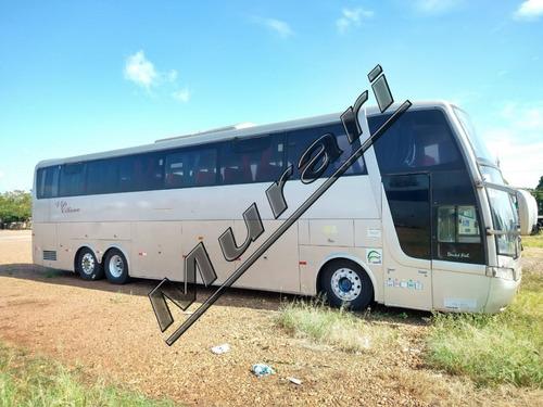 Imagem 1 de 11 de Busscar Ld P400 Mb 0500 Rsd 2006 46 Lug Motor Novo Ref 682