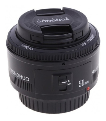 Lente Para Canon 50mm Yongnuo Pronta Entrega Nova