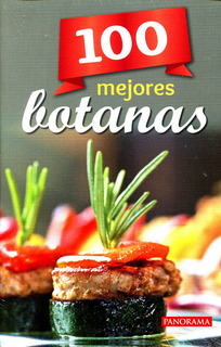 100 Mejores Botanas - Panorama