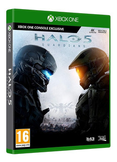 .: Halo 5 Guardians Xbox One Nuevo Sellado :. Bsg