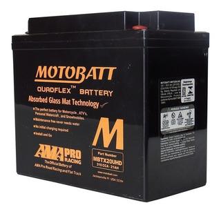 Mbtx20u Hd Bateria Harley Davidson Softail Fat Boy