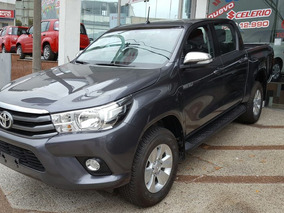 Toyota Hilux Srv Doble Cabina 4x2 Nafta Entrega Inmediata!
