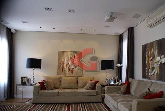 Sobrado Com 4 Dormitórios À Venda, 473 M² Por R$ 3.500.000,00 - Vila Lusitânia - São Bernardo Do Campo/sp - So1022