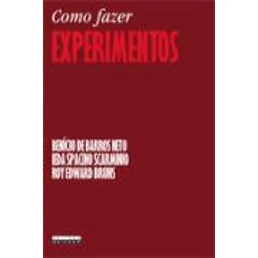 Livro : Como Fazer Experimentos