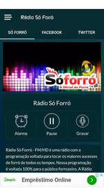Código Fonte Aplicativo Novo Android - Web Rádio Am Fm