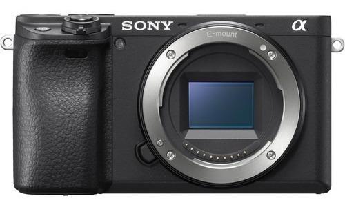 Sony Alpha A6400 Mirrorless Corpo (lancamento)