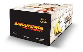 Bananinha Fruit Energy Zero Açucar 18un X26g Sudract