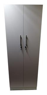 Mueble Cocina Despensa 2 Puertas C/ Llaves
