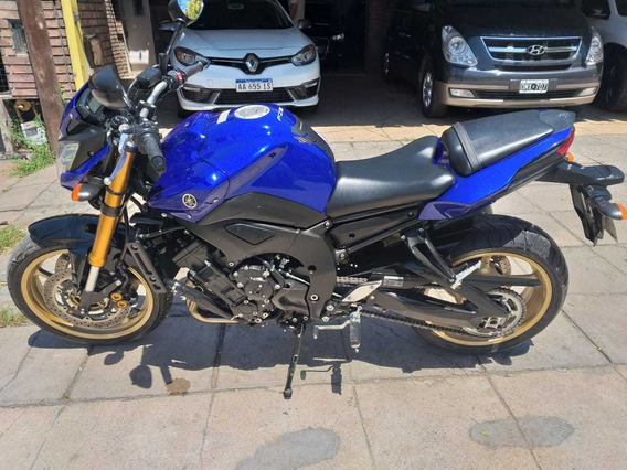 Naked Yamaha Fazer 8n