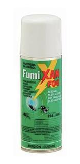 Insecticida En Aerosol Ambiental Fumixan Fog Liquido 400cc