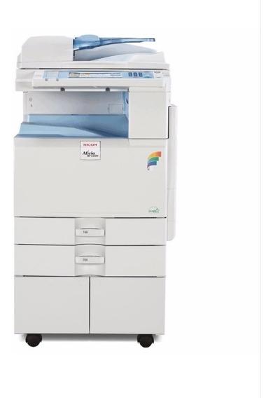 Impresora Fotocopiadora Escaner Fax Ricoh Mp2550