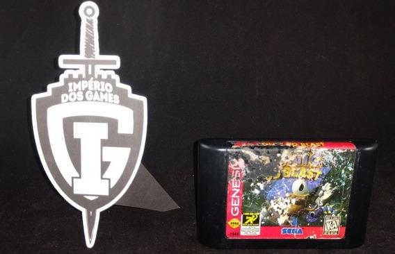 Sonic 3d Blast - Genesis - Original - Mega Drive