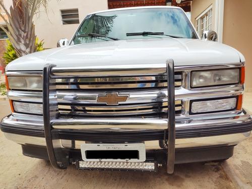Imagem 1 de 15 de Chevrolet Grand Blazer 1999 4.1 Dlx 5p