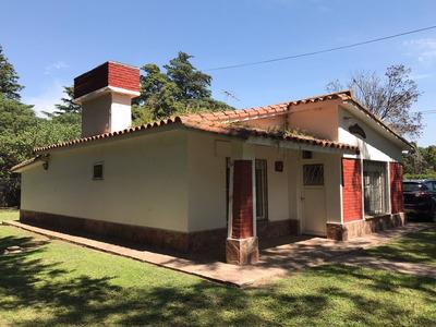 Casa Chalet Lote Santa Rosa De Calamuchita Córdoba Inversion