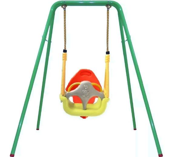 Portico + Hamaca Bebe Columpio 1 Cuerpo Loriel Babymovil