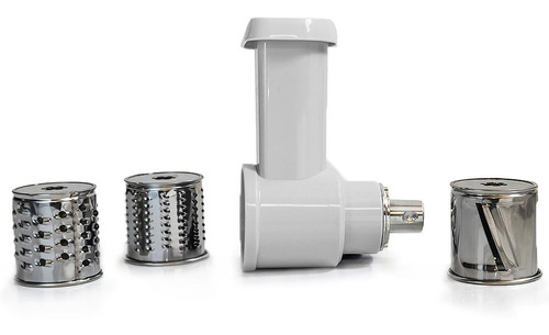 Accesorio Rallador De Queso Para Picadora Turboblender