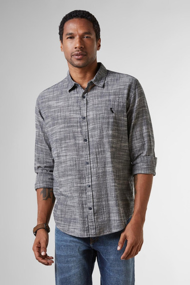 Camisa Regular Hame Reserva