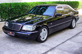 1997 Mercedes-benz S500 V8 Blindada