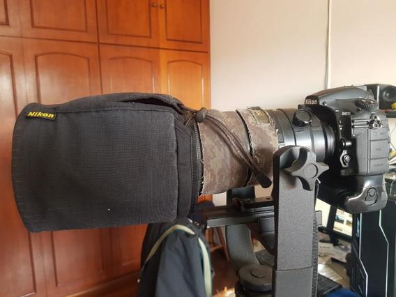 Nikon Af-s 300mm F/2.8g Ed Vr Ii Lente Com Lenscoat