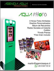Venta Y Arriendo Totem Fotografico Todo Incluido !!! Cabina