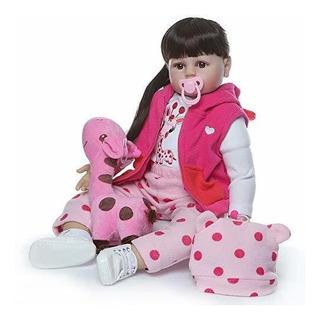 Pinky Reborn - Muñecas De Bebe Realistas Para Niña 236 In