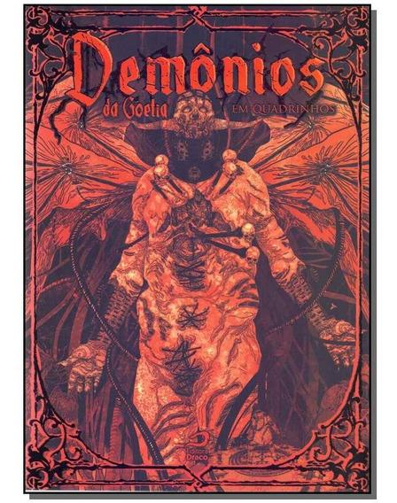 Livro - Demonios Da Goetia Em Quadrinhos