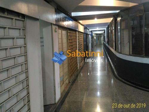 Sala Comercial A Venda Em Sp Republica - Sa00054 - 69222754