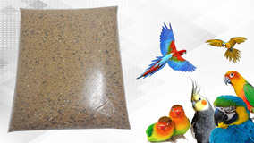 Mix De Sementes P/ Diversas Aves Calopsita,agapornis...10 Kg