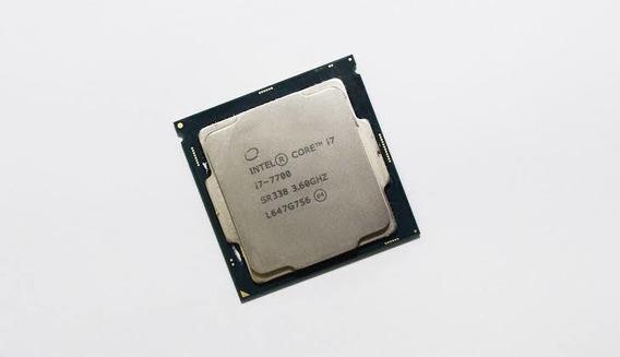 Processador I7 7700 + Ram 2 X 4gb Ddr 4