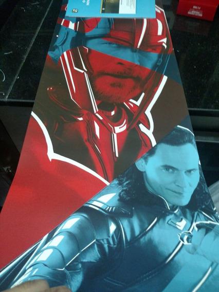 Thor Ragnarok Poster Exclusivo Omelete Box