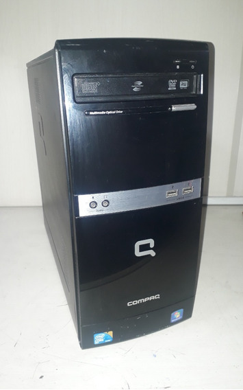 Cpu Hp Microtawer 300b Core 2duo E7500 2.93ghz 2gb 500gb
