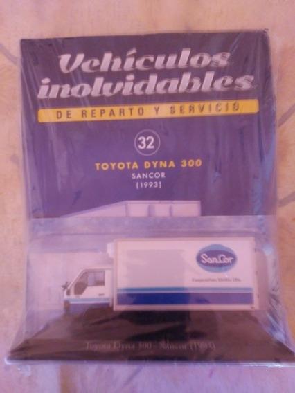 Vehiculos Inolvidables Toyota Dyna Sancor 300 1993