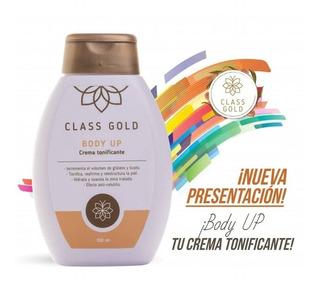 Voluminizante Y Tonificante Body Up Class Gold Classgold