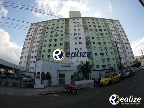 Excelente Apartamento De 2 Quartos  Sol Da Manhã Com Vista Para O Mar Na Praia Do Morro - Ap01022 - 69589035