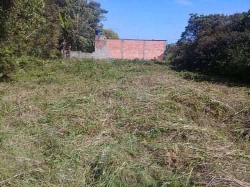 Terreno Plano E Pronto Para Construir - Itanhaém 6242 | Sanm