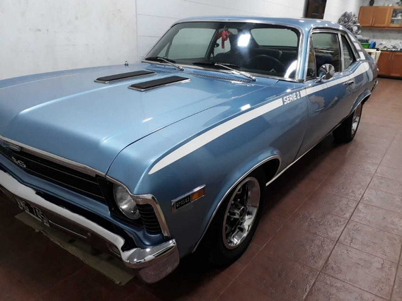 Chevrolet Cupe Chevy 1973