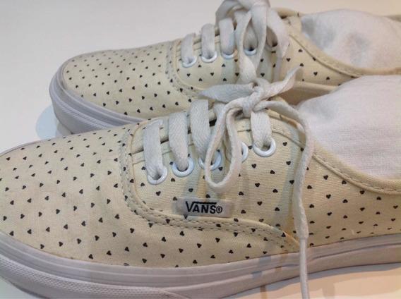 Zapatillas Vans, Como Nuevas