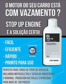 Stop Up Engine Reparador De Micro Vazamentos Óleo Motor