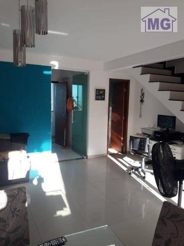 Imagem 1 de 29 de Casa Com 3 Dormitórios À Venda, 130 M² Por R$ 350.000,00 - São Marcos - Macaé/rj - Ca0298