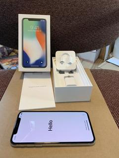 Apple iPhone X 256gb 100% Facotry Sellado En Caja Con Garant