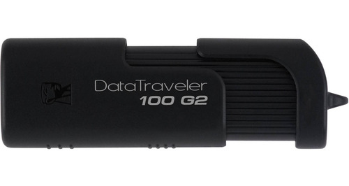 Memoria USB Kingston DataTraveler 100 32GB 2.0 negro