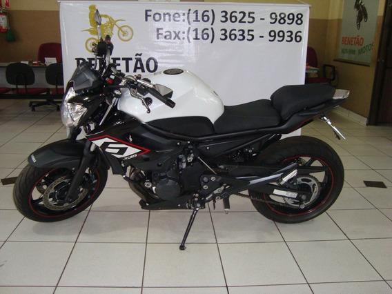 Yamaha Xj6 N Branco 2015