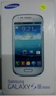 Celular Samsung S3 Mini /cargador/cable Carga Y Datos/ Bater