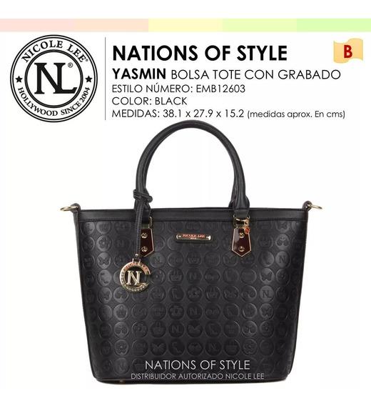 Bolsa Nicole Lee Original Yasmin
