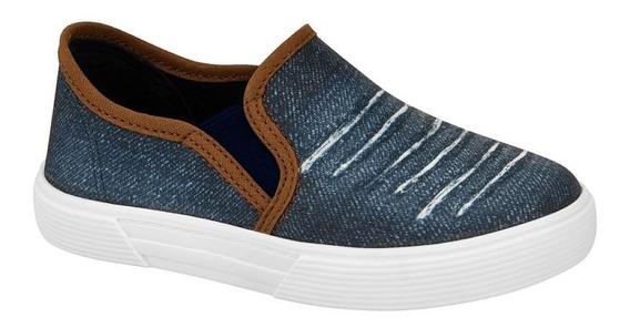 Molekinho Tênis Jeans 2136113